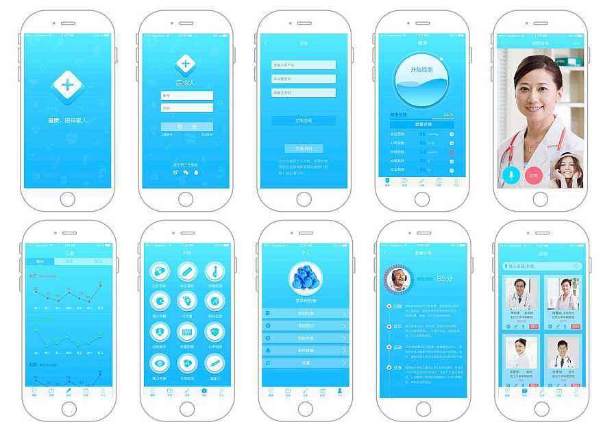 手机医疗app的开发的价值与影响